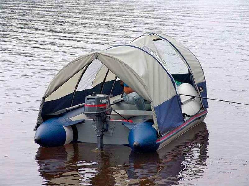 Тент палатка на лодку пвх купить