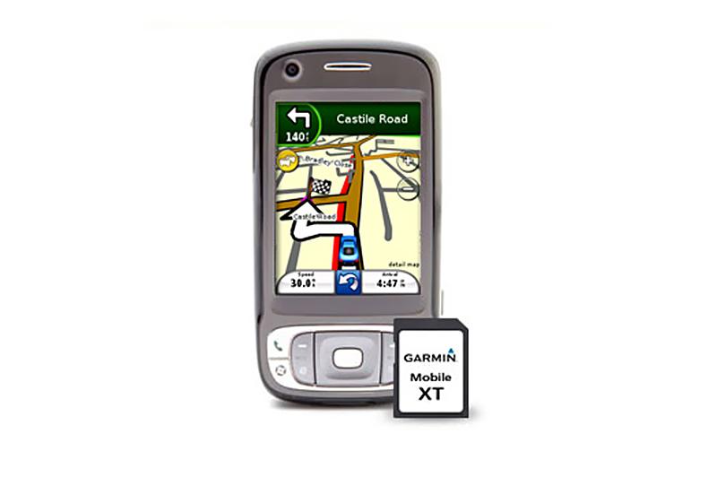 Карты для garmin mobile xt noname nnmme